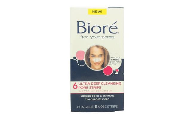 Biore Witch Hazel Ultra Deep Cleansing Pore Strip