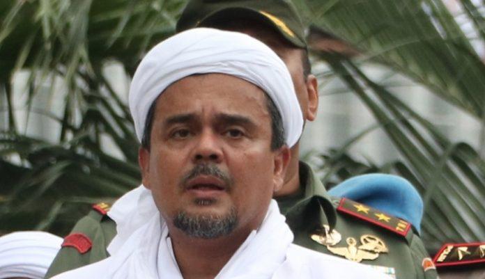 Pemberitaan Habib Rizieq