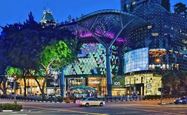 Destinasi Singapura