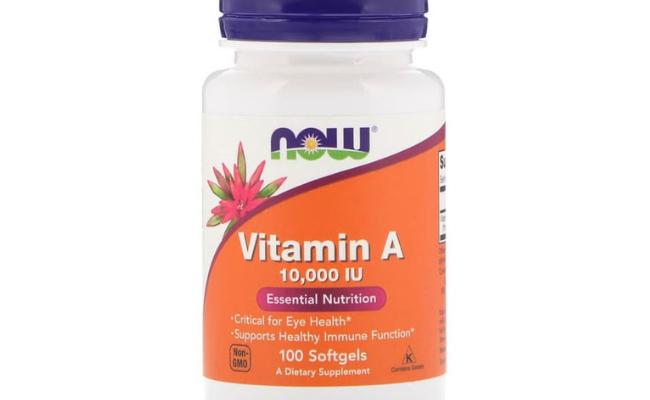 Suplemen Vitamin A