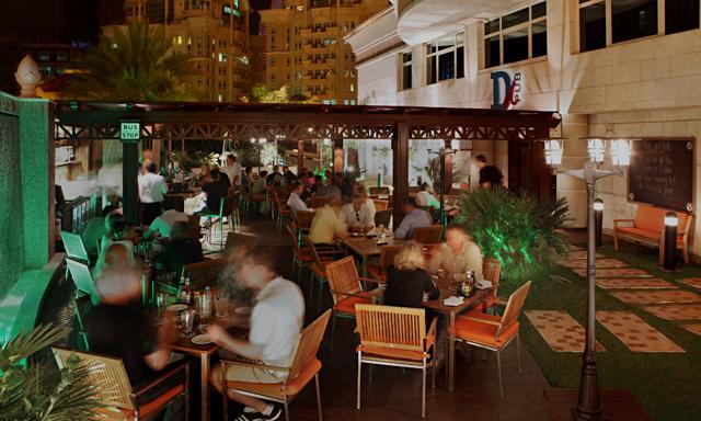 Bar Populer di Dubai