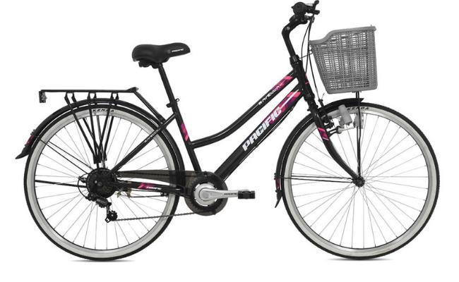 Spesifikasi Sepeda Pacific Ravella