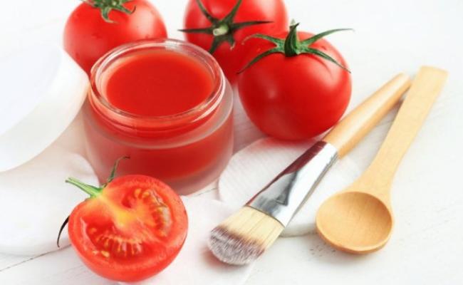 Manfaat Masker Tomat